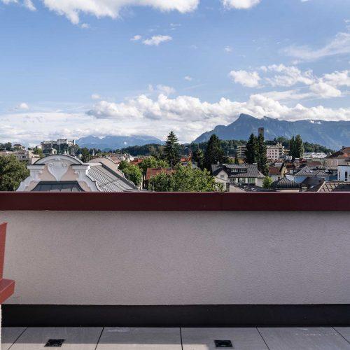 Villa Flöckner Salzburg - Balkon Suite