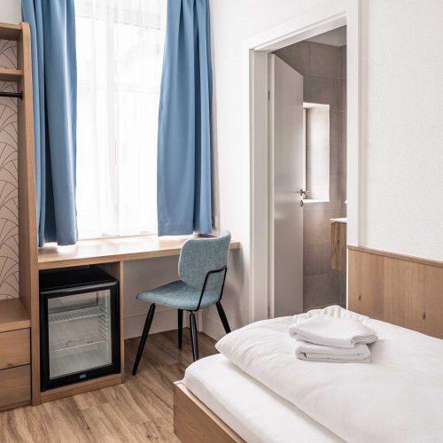 Villa Flöckner Salzburg - Hotel Einzelzimmer