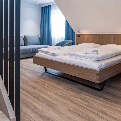 Villa Flöckner Salzburg - Hotel Suite Etage